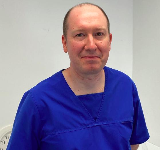 Paul McGuirk Experience dentist